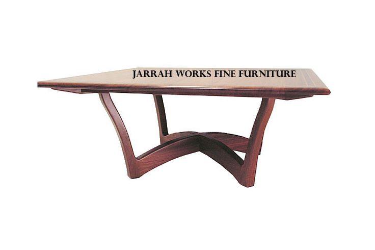 Square Table Jarrah