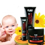 We love Pure Papaya Ointment! Free from petrochemicals and gentle enough for our bubs xx