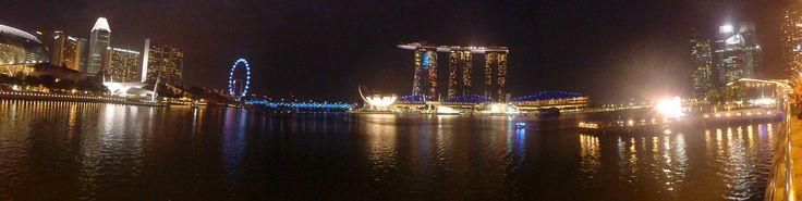 Marina Bay Sands. Singapore.