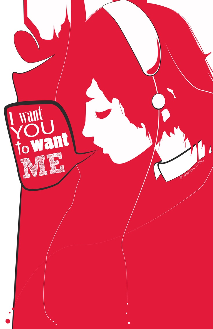 I want you to want me by ArinThoughts.deviantart.com