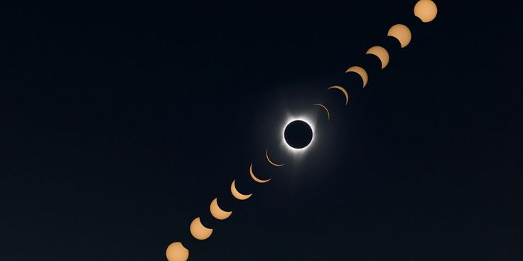 The shadow cast by the eclipse triggered massive waves in the Earth's upper atmosphere which traveled across the country at supersonic speeds.