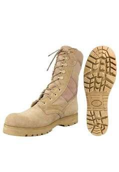 GI Type Lug Sole Desert Tan Boot ! Buy Now at gorillasurplus.com