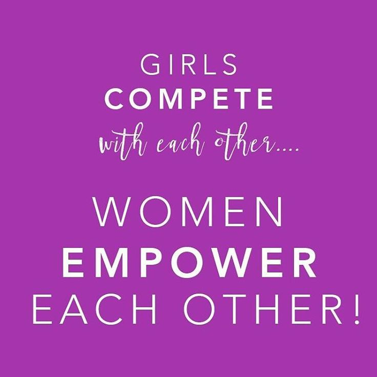 Build each other up, don't tear each other down. After all, we need to stick together if we are going to run the world.   PLUS SIZE FASHION autographfashion.com