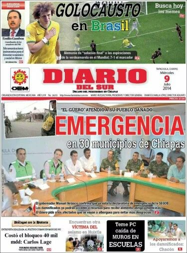 Diario del Sur