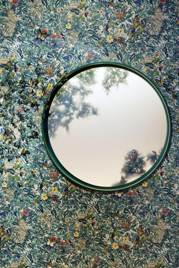 hermes wallpaper jungle life bicolore