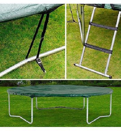 Plum 8ft Trampoline Accessory Kit 10153384 216 Advantage card points. The Plum 8ft Trampoline Accessory Kit includes everything you need for your trampoline FREE Delivery on orders over 45 GBP. (Barcode EAN=5036523041577) http://www.MightGet.com/april-2017-1/plum-8ft-trampoline-accessory-kit-10153384.asp
