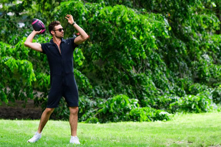 5 Real Guys Put the Male Romper to the Test