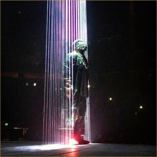 Kanye West live @ the Yeezus Tour
