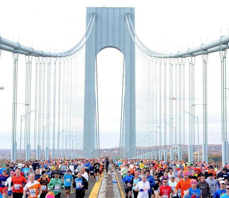 Tips For Running Your First Marathon | Men's Fitness