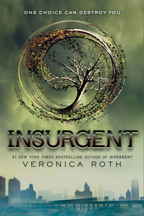 This is one book in a three part series by Veronica Roth. This book is amazing and I recommend it to all readers!!!