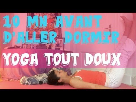Cours de Yoga avec Ariane #HANCHES DEBUTANT - YouTube