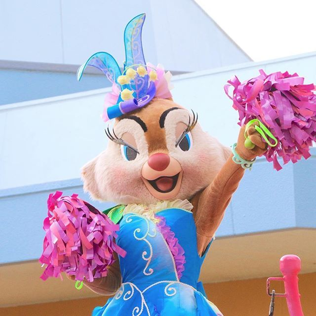 #mulpix Clarice #Disney #DisneyLand #DisneySea #ディズニー #TDL #TDS #東京ディズニーランド #東京ディズニーシー #tokyodisneyresort #Mickey #Minnie #Claris #ミッキー #ミニー #クラリス #Disney部 #Disneylove #ディズニー写真部 #ディズニー写真館 #ディズニーカメラ隊 #ヒッピティホッピティスプリングタイム #春 #Spring