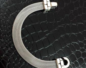 Doppelte Unendlichkeit Ohrringe Sterling von MySecretHeartJewelry