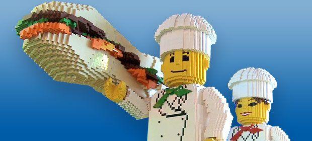 Lego land, Toronto