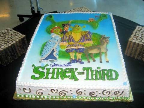 Best 25 Shrek Cake Ideas On Pinterest Swamp Party