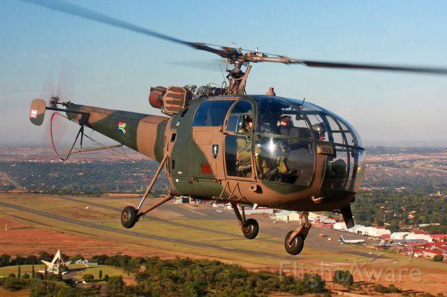 SUD SE-3160 Alouette (SAAF628)