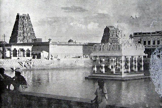 ಕೊನೆಥಿ - ನೀರಿನ ಟ್ಯಾಂಕ್  ತಿರುಮಲ
