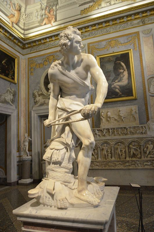 Roma Villa Borghese Museum #TuscanyAgriturismoGiratola