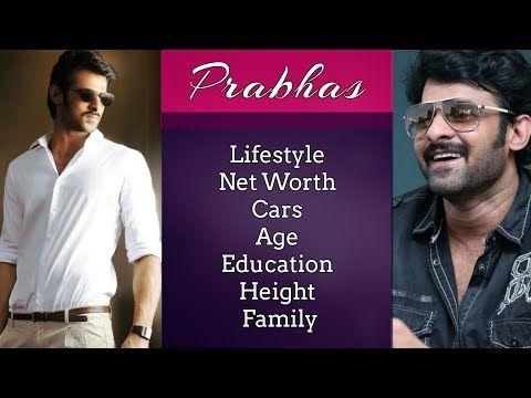 Baahubali Prabhas Life Style Net Worth Cars Age Education Height Family ...
