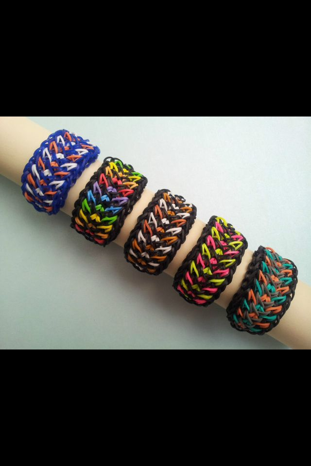 17 Best Images About Rainbow Looms On Pinterest New