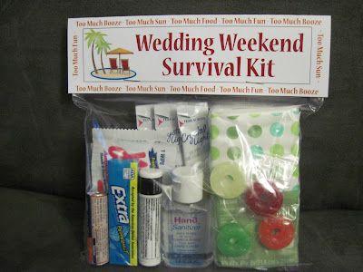 Lady Wedding: Kit de supervivencia para los invitados