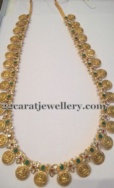 150 Grams Laxmi Kasumala | Jewellery Designs