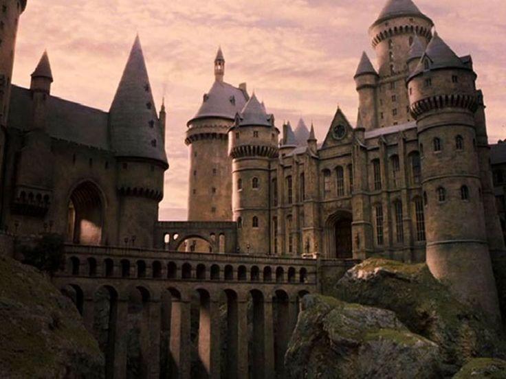 Todos a bordo! Destino: Hogwarts!