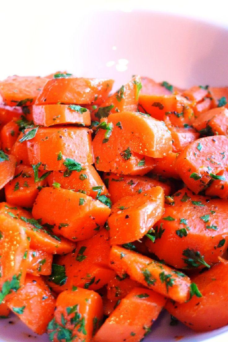 Delicious Sauteed Carrots Recipe