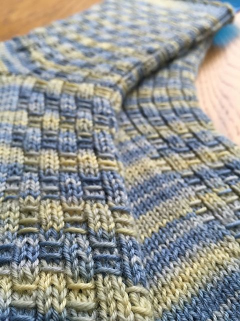 Ravelry: Fidget Socks pattern by Amy Stringer