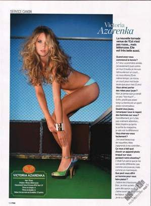 Victoria Azarenka!!