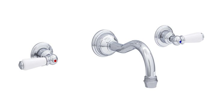 Traditional Basin and Bidet Taps | Perrin and Rowe