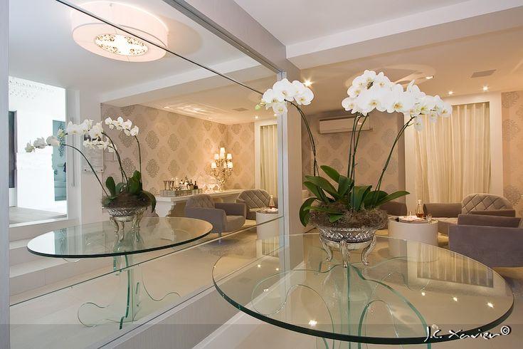 Flores Artificiais Arranjos, Vasos e Fotos Mesas -> Vasos De Decoração Para Sala Pequena