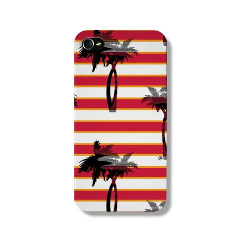 Sunset Palms iPhone 5 Case from The Dairy www.thedairy.com #TheDairy