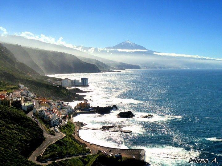 Mirador del Pris, Tacoronte, Tenerife,  Islas Canarias,  Spain.