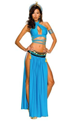 Playboy Sexy Cleopatra Costume - Playboy Costumes