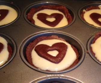 Rezept Zupfkuchenmuffins von ThermoNixe50 - Rezept der Kategorie Backen süß