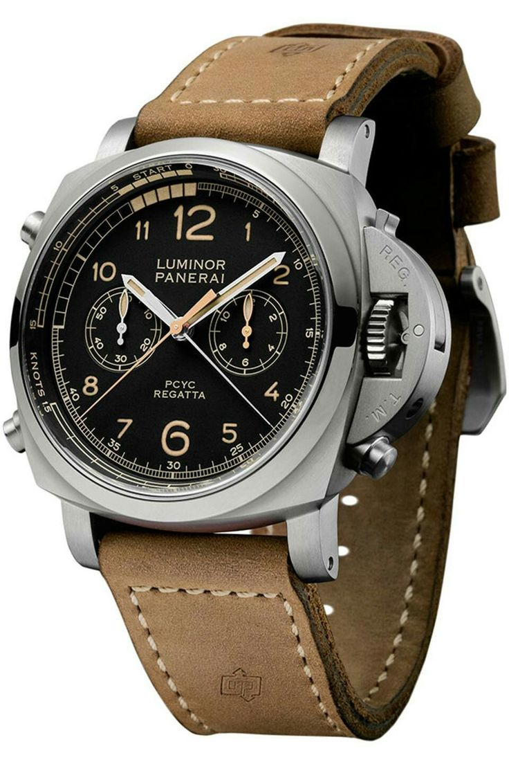 Panerai Luminor 1950 PCYC Regatta 3 Days Chrono Flyback Automatic (PAM00652)