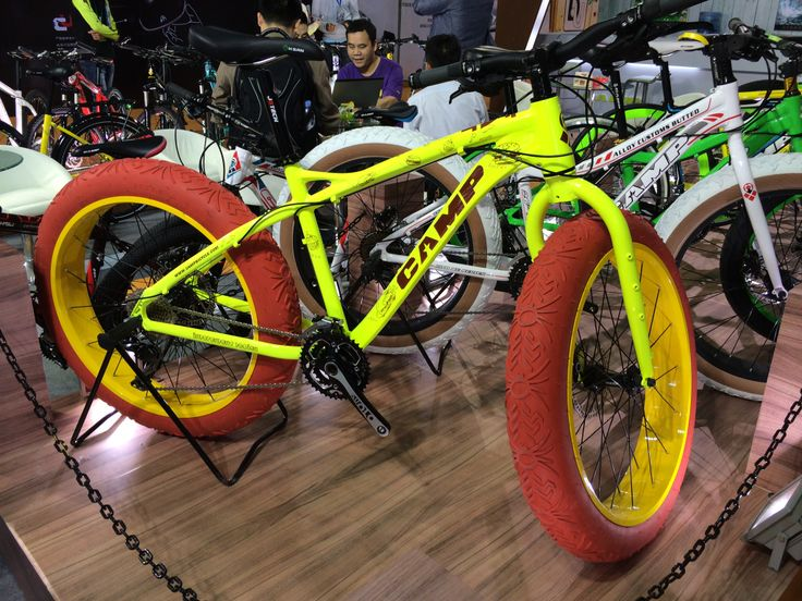 "These ""dune"" bikes look like they're going to be big this summer - they're everywhere!!"