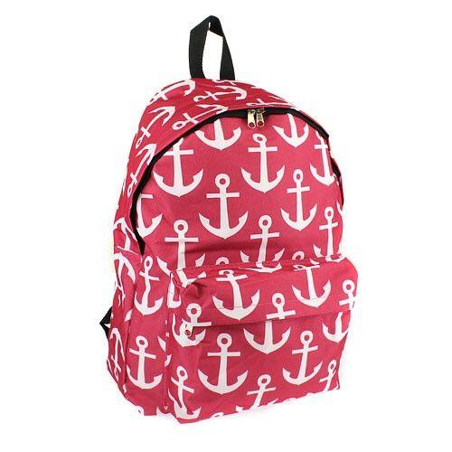 Anchor Backpacks