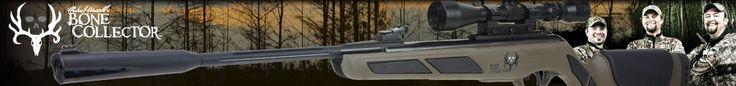 The Bone Collector Bull Whisper .177 Caliber Air Rifle | Gamo USA