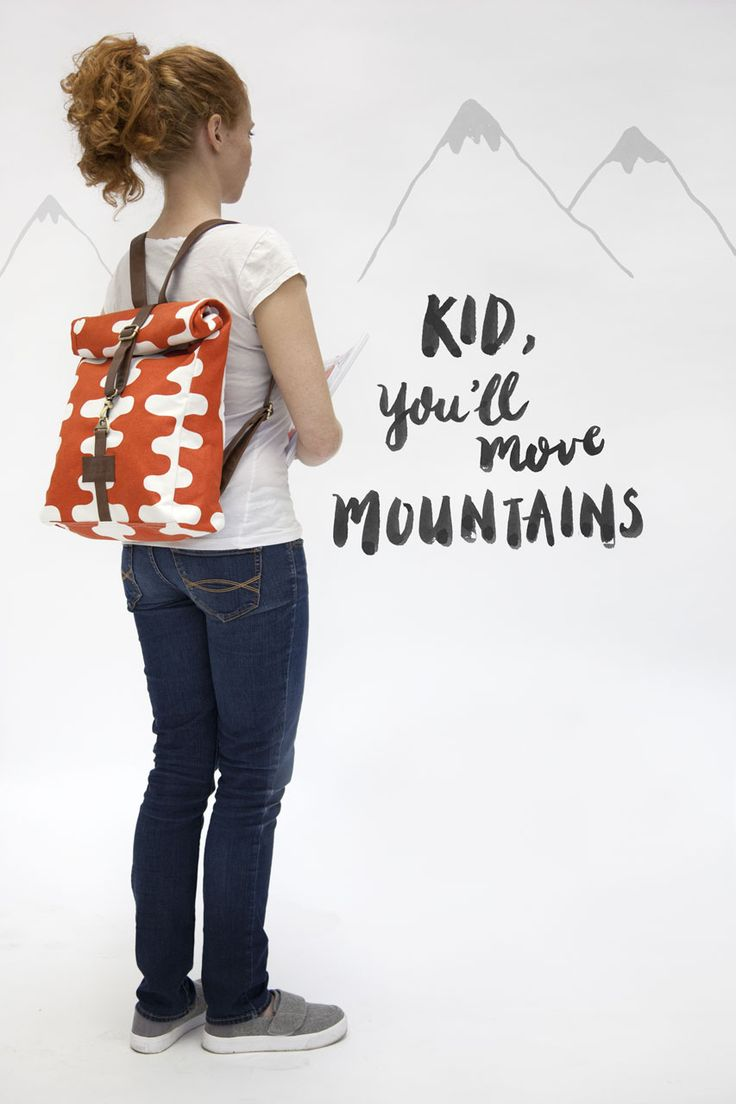 Backpack and art-direction by MAIKA