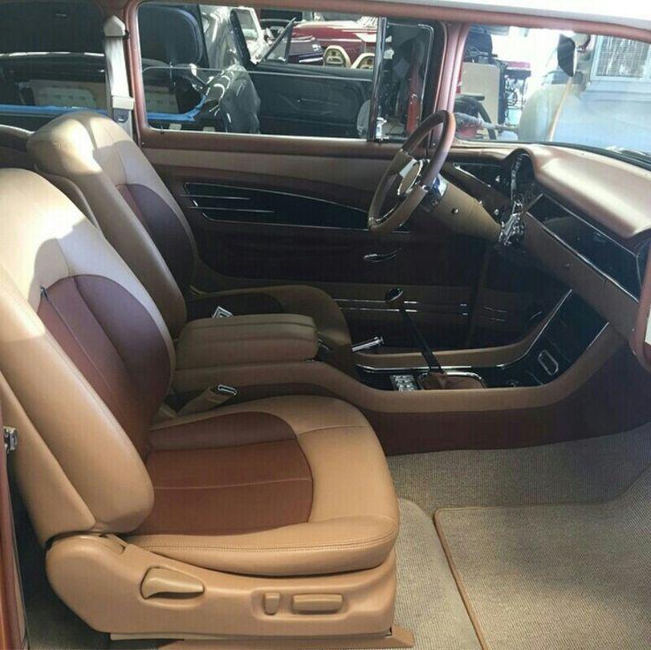 Belaire Interior 55 Chevy Truck Ideas Pinterest