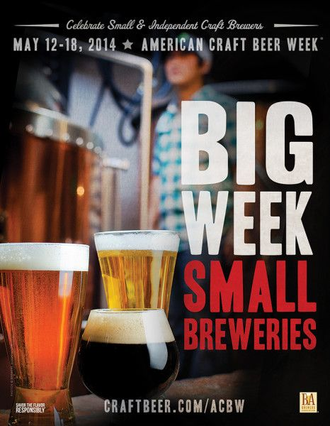Happy Craft Beer Week! (Isn't that every week in Colorado, though?) Tell us how  you're celebrating!