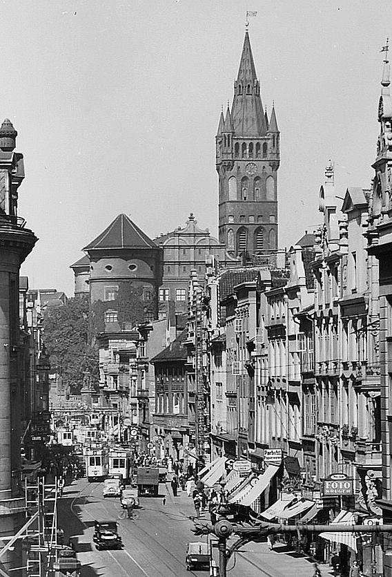 Königsberg Pr. Kantstraße