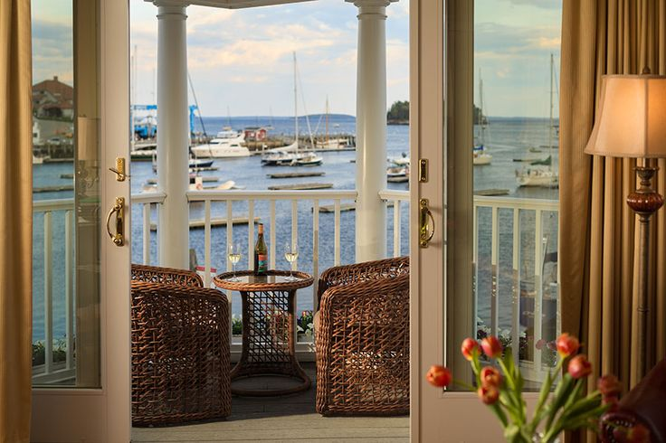 Grand Harbor Inn | Waterfront Boutique Hotel | Photo Gallery