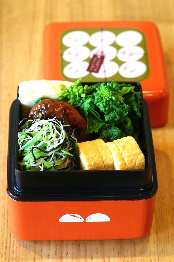 Japanese Lunch box  (OBENTO) 和食