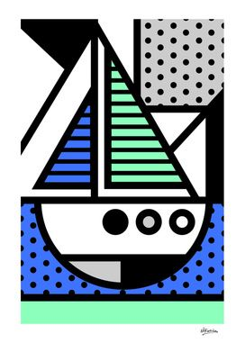 Abstracts 101: Sail