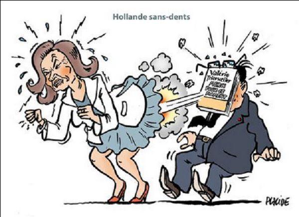Messire Hollande, entendez-vous la Révoltes des Sans-Dents qui gronde ?