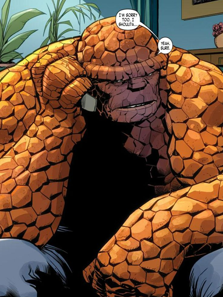 657 best images about The Thing on Pinterest   Comic books ...
