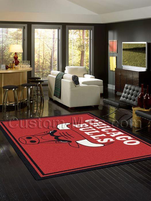 Atlanta Braves Bedroom Decor: 238 Best Da Bulls! Images On Pinterest